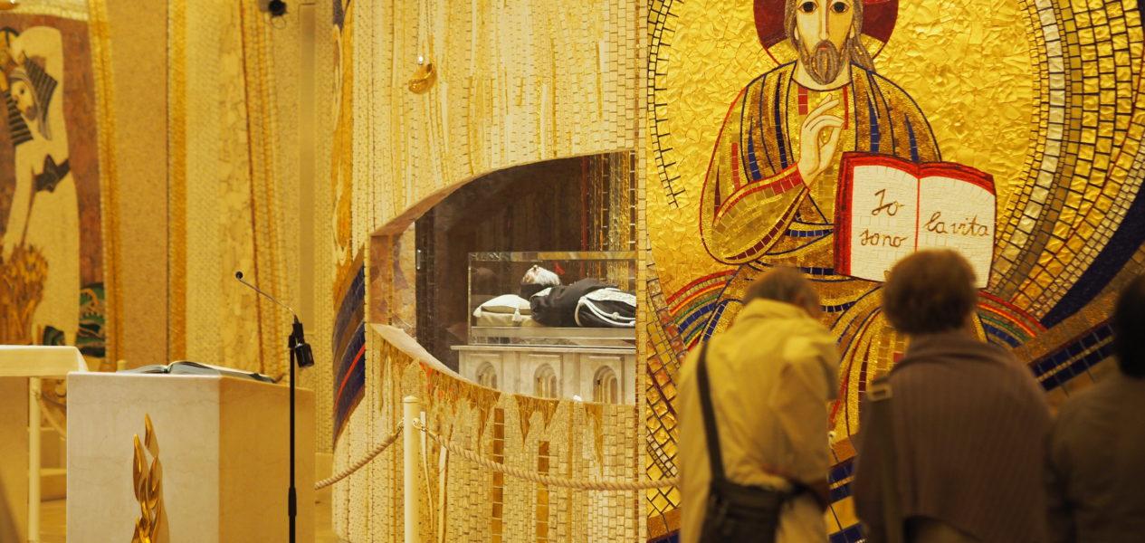 Interno Cattedrale S. Pio